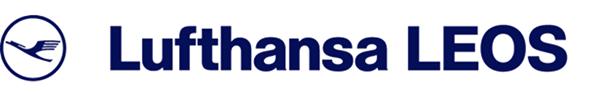 Logo Lufthansa LEOS